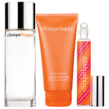 Buy Clinique Twice As Happy Fragrance Set, 50ml Online at johnlewis.com