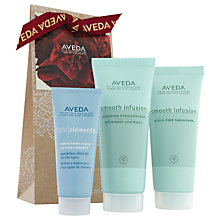 Buy Aveda Gift Of Style: Smooth Travel Gift Set Online at johnlewis.com