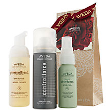 Buy Aveda Gift Of Style: Volume Travel Gift Set Online at johnlewis.com
