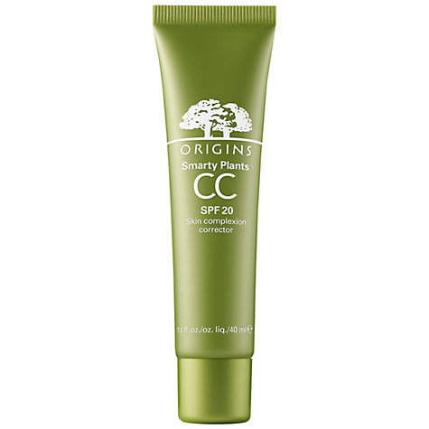 Buy Origins Smarty Plants CC SPF 20 Skin Complexion Corrector, 40ml Online at johnlewis.com