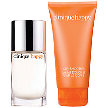 Buy Clinique Twice As Happy Fragrance Set, 30ml Online at johnlewis.com