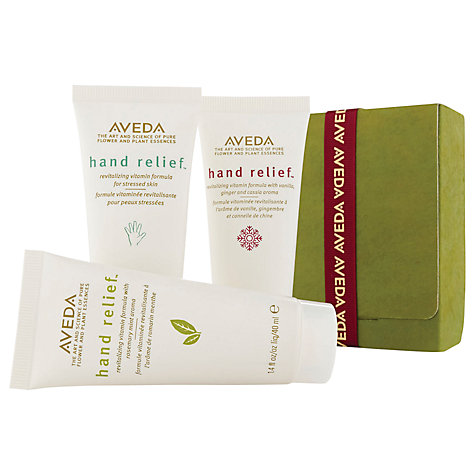 Buy Aveda Give Soft Hands Gift Set, 40ml Online at johnlewis.com