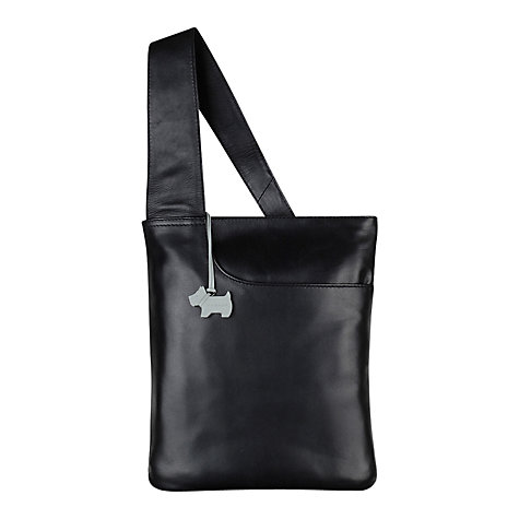 Buy Radley Pocket Medium Leather Cross Body Bag Online at johnlewis.com