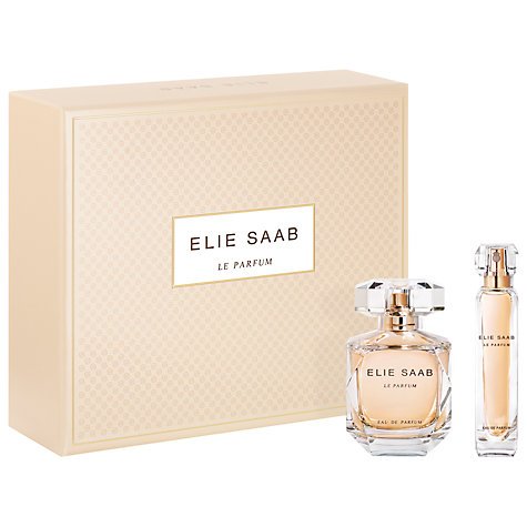 Buy Elie Saab Le Eau de Parfum Fragrance Set, 50ml Online at johnlewis.com