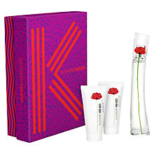 Buy Kenzo Flower Eau de Parfum Gift Set, 50ml Online at johnlewis.com