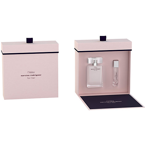 Buy Narciso Rodriguez For Her Gift Set, 50ml Online at johnlewis.com
