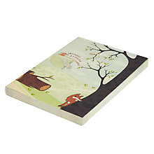Buy Chronicle Books Forest Animals Journal Online at johnlewis.com