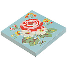 Buy Cath Kidston Kentish Rose Paper Block Online at johnlewis.com