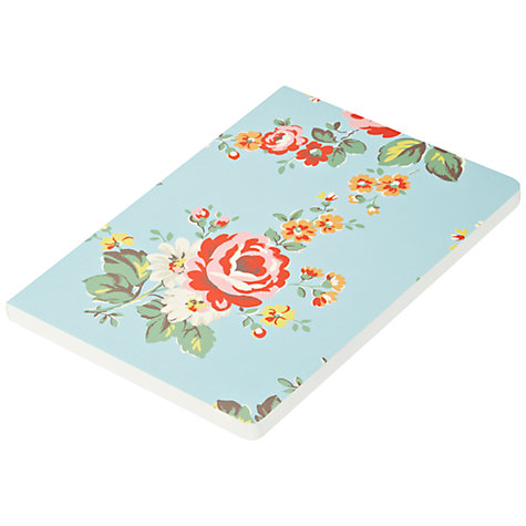 Buy Cath Kidston Kentish Rose Notebook Online at johnlewis.com