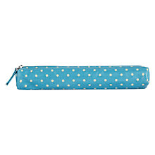 Buy Cath Kidston Dotty Skinny Pencil Case Online at johnlewis.com