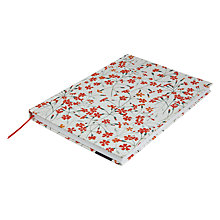 Buy Liberty Floral Notebook, Red Online at johnlewis.com