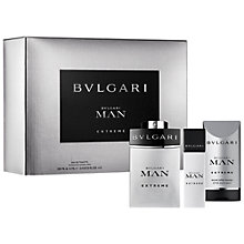 Buy Bvlgari Man Extreme Eau de Toilette Fragrance Set, 100ml Online at johnlewis.com