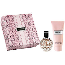 Buy Jimmy Choo Eau de Parfum Fragrance Gift Set, 60ml Online at johnlewis.com