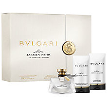 Buy Bvlgari Mon Jasmin Noir Eau de Parfum Fragrance Set, 50ml Online at johnlewis.com
