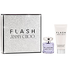 Buy Jimmy Choo Flash Gift Set, 60ml Online at johnlewis.com
