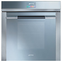 Buy Smeg SFP140 Single Electric Oven Online at johnlewis.com