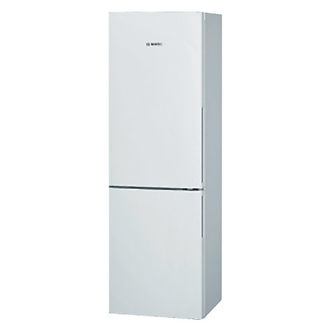 Buy Bosch KGN36VW31G Fridge Freezer, A++ Energy Rating, 60cm Wide, White Online at johnlewis.com