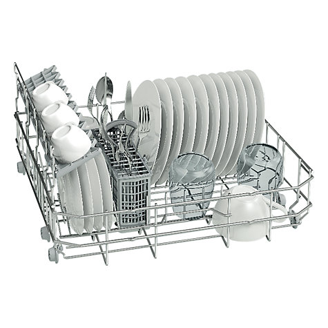 Buy Bosch SKS51E01EU Compact Dishwasher, Red Online at johnlewis.com
