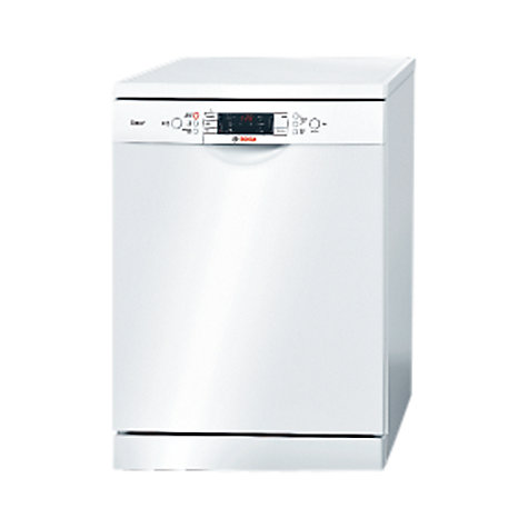 Buy Bosch SMS58E22GB Dishwasher, White Online at johnlewis.com