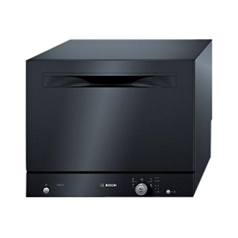 Buy Bosch SKS51E16EU Compact Dishwasher, Black Online at johnlewis.com