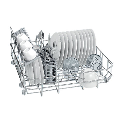 Buy Bosch SKS51E16EU Compact Freestanding Dishwasher, Black Online at johnlewis.com