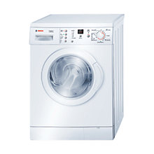 Buy Bosch Classixx WAE28369GB Washing Machine, 7kg Load, A+++ Energy Rating, 1400rpm Spin, White Online at johnlewis.com