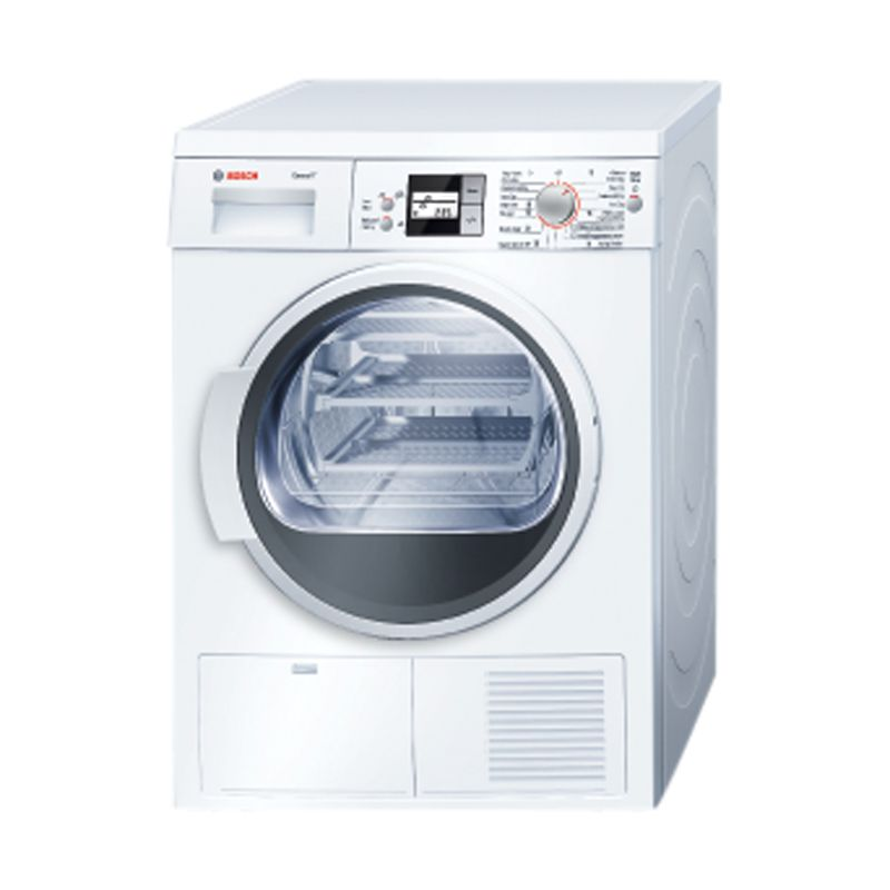 Bosch WTS86501GB Exxcel 7kg Freestanding Condenser Tumble Dryer - White