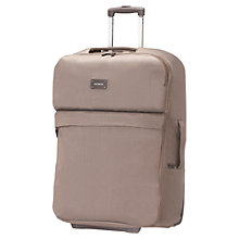 Buy Samsonite Foldaway 2-Wheel Cabin Suitcase Online at johnlewis.com