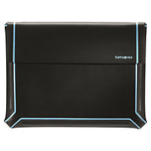 "Buy Samsonite Thermo Tech 15.6"" Laptop Sleeve, Black Online at johnlewis.com"
