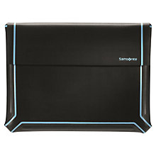 "Buy Samsonite Thermo Tech 13.3"" Laptop Sleeve, Black Online at johnlewis.com"