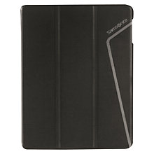 "Buy Samsonite Thermo Tech 9.7"" iPad Portfolio, Black Online at johnlewis.com"