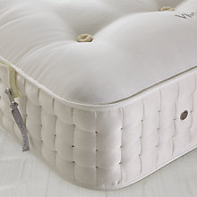 Buy Vi-Spring Chatsworth Mattress, Super Kingsize Online at johnlewis.com