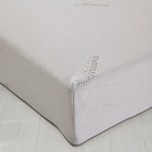 Buy Tempur Sensation 21 Memory Foam Mattress, Single Online at johnlewis.com