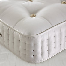 Buy Vi-Spring Chatsworth Mattress, Single Online at johnlewis.com