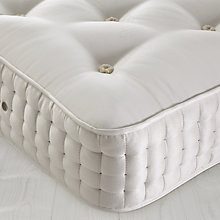 Buy Vi-Spring Chatsworth Mattress, Double Online at johnlewis.com