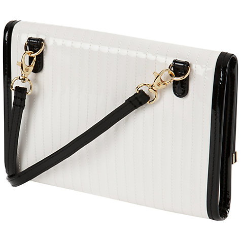 Buy Ted Baker Fold Over Mini Tablet Slip Case Online at johnlewis.com