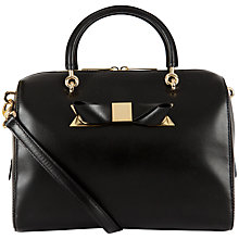 Buy Ted Baker Cantico Metal Bow Bowler Handbag Online at johnlewis.com