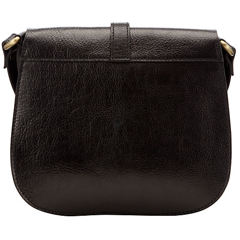 Buy Collection WEEKEND by John Lewis Leather Across Body Bag Online at johnlewis.com