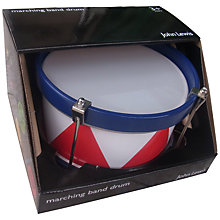 Buy John Lewis Marching Band Drum Online at johnlewis.com