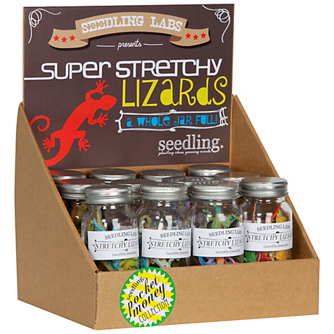 Buy Seedling Stretchy Lizards Online at johnlewis.com