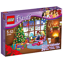 Buy LEGO Friends Christmas Advent Calendar Online at johnlewis.com