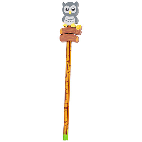 Buy Seedling Hoot Owl Pencil, Assorted Online at johnlewis.com