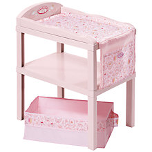 Buy Zapf Baby Annabell Care Station Online at johnlewis.com