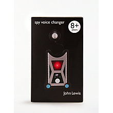 Buy John Lewis Spy Voice Changer Online at johnlewis.com