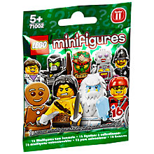 Buy LEGO Minifigures, Series 11, Assorted Online at johnlewis.com