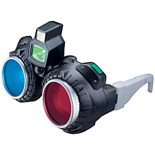Buy John Lewis 7 In 1 Sleeve and 3D View Goggles Spy Set Online at johnlewis.com