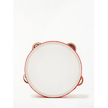 Buy John Lewis Tambourine Online at johnlewis.com