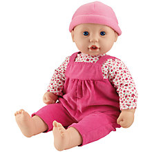 Buy John Lewis Electronic Baby Doll Online at johnlewis.com
