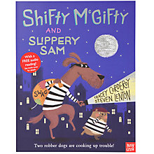 Buy Shifty Mcgifty Slippery Sam Book Online at johnlewis.com