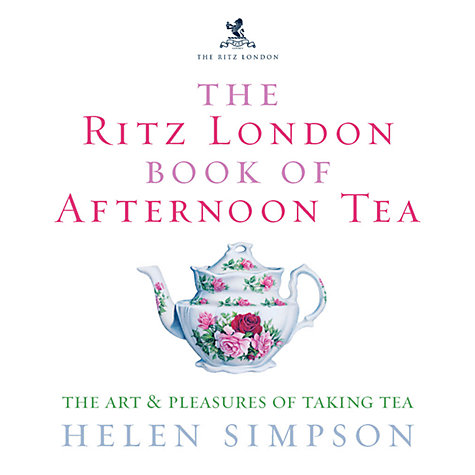 Buy The Ritz London Book Of Afternoon Tea Online at johnlewis.com
